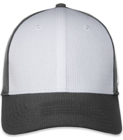 Under Armour Colorblock Stretch Fit Hat - Graphite