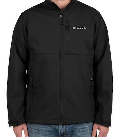 Columbia Ascender Soft Shell Jacket - Black