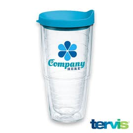 24 oz. Classic Tervis with Lid (Full Color Wrap Print)