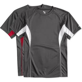 Badger Drive Contrast Performance Shirt