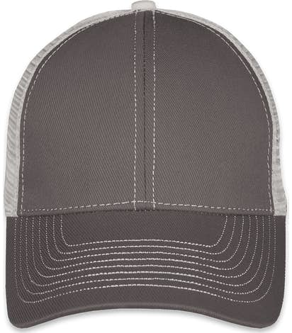 1ebe99cd95e Custom Mega Cap Contrast Stitch Trucker Hat - Design Trucker Hats ...