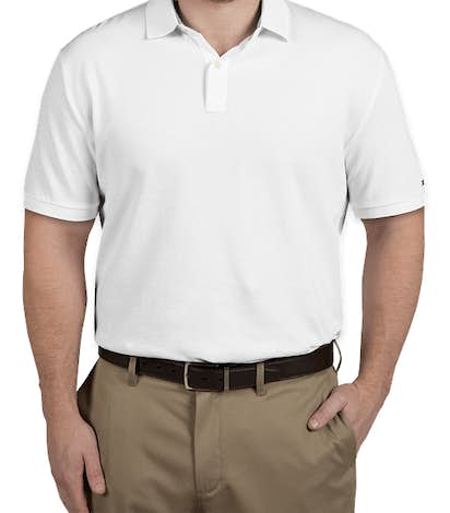 Tommy Hilfiger Ivy Pique Polo - Bright White
