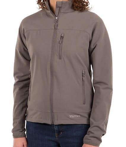 17e1ac8dd3ae Custom Marmot Women s Lightweight Tempo Soft Shell Jacket - Design ...