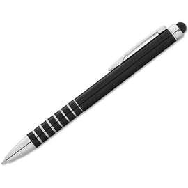 Preston Dual Ballpoint Stylus Pen (blue ink)