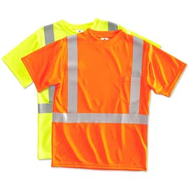ML Kishigo Class 2 Performance Safety Shirt