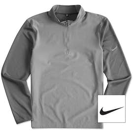 Nike Dri-FIT Lightweight Quarter Zip Pullover