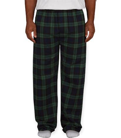Boxercraft Flannel Pajama Pants - Blackwatch