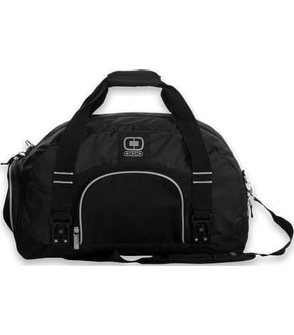 Ogio Big Dome Duffel Bag - Black