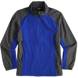 Core 365 Women's Colorblock Lightweight Full Zip Jacket