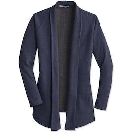 Port Authority Women's Premium Interlock Cardigan