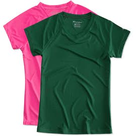 Champion Women's V-Neck Performance Shirt
