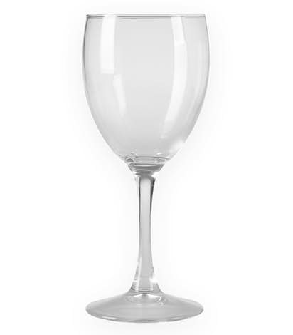 8.5 oz. Wine Glass - Clear