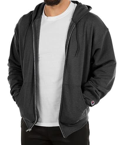 64651157 Custom Champion 50/50 Eco Zip Hoodie - Design Full Zip Sweatshirts ...