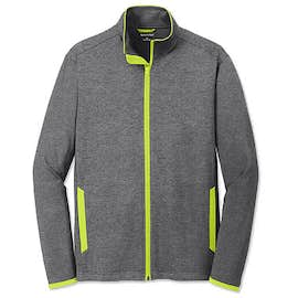 Sport-Tek Sport-Wick Stretch Full Zip Jacket
