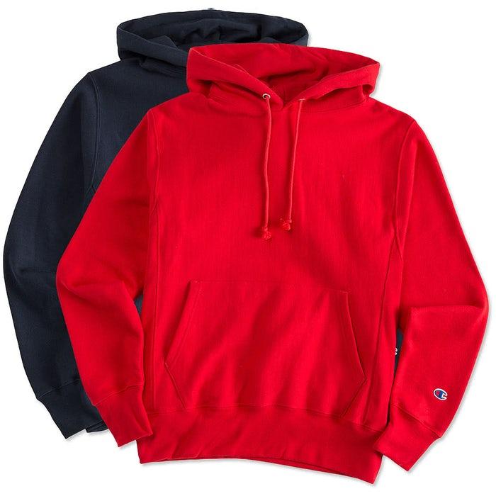 7e0d1de8f150 Custom Champion Heavyweight Reverse Weave® Pullover Hoodie - Design ...