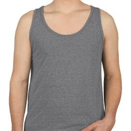 American Apparel Tri-Blend Tank - Color: Athletic Grey