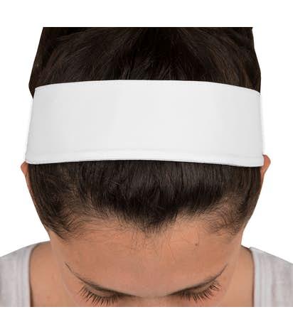Sports Headband - White
