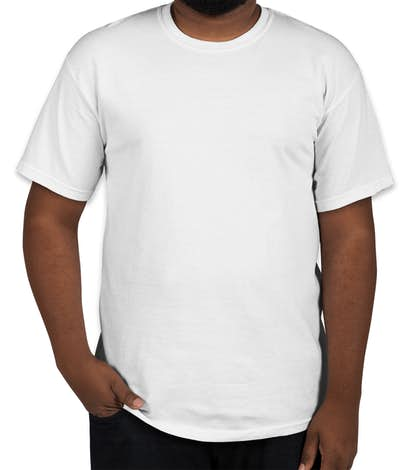 Design Custom Printed Gildan Ultra Cotton T-Shirts Online at CustomInk 465d1ffe5