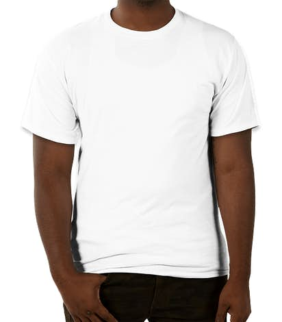 Champion Garment Dyed T-shirt - White