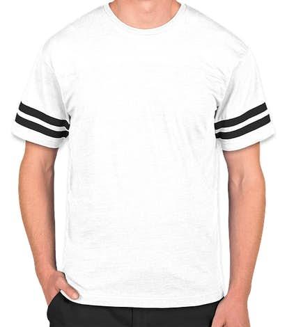 LAT Varsity T-shirt - White