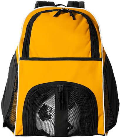 High Five Ball Backpack - Athletic Gold / White