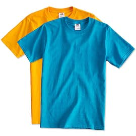 Canada - Fruit of the Loom 100% Cotton T-shirt