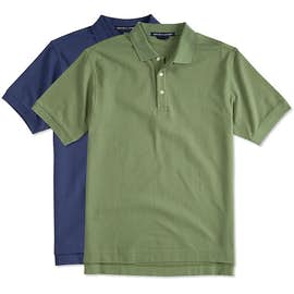 Devon & Jones Pima Pique Polo