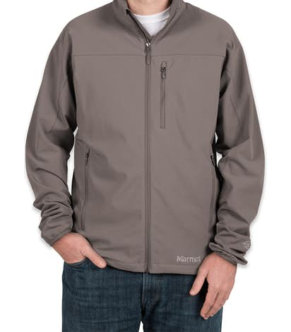 Marmot Lightweight Tempo Soft Shell Jacket - New Cinder