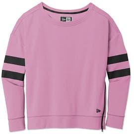 New Era Women's Varsity Tri-Blend Crewneck Sweatshirt