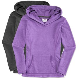 Anvil Women's French Terry Pullover Hoodie