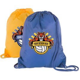 Multicolor Drawstring Bag