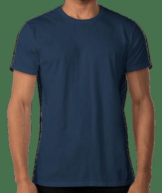 Hanes Nano T-shirt - Navy