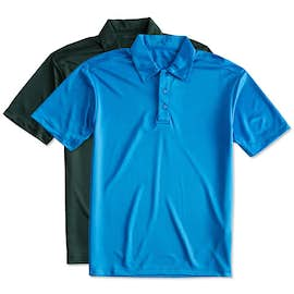 Port Authority Silk Touch Performance Polo - Embroidered