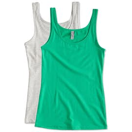Next Level Women's Slim Fit Jersey Tank