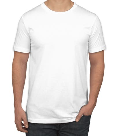 Canada - Bella + Canvas Jersey T-shirt - White