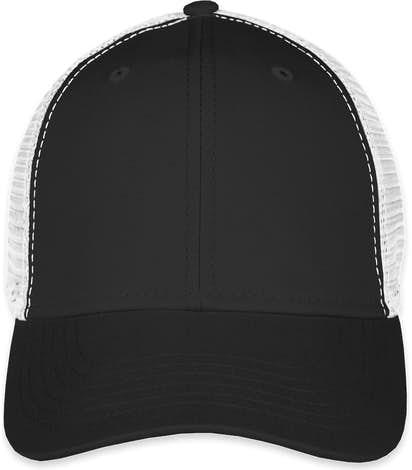 Sportsman Vintage Trucker Hat - Black / White