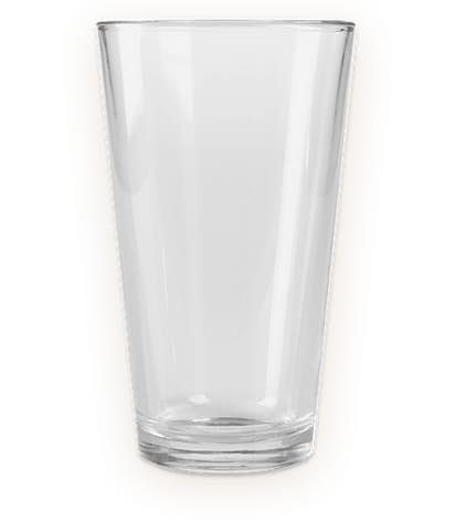 16 oz. Classic Pint Glass (Set of 24) - Clear