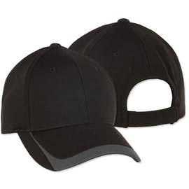 Sport-Tek Pique Contrast Performance Hat
