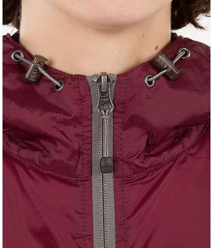 87878eaa172 Custom Eddie Bauer Women s Full Zip Hooded Packable Jacket - Design ...