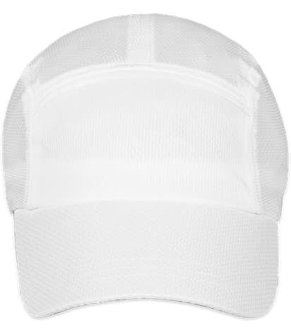 Team 365 Headsweats Performance Running Hat - White