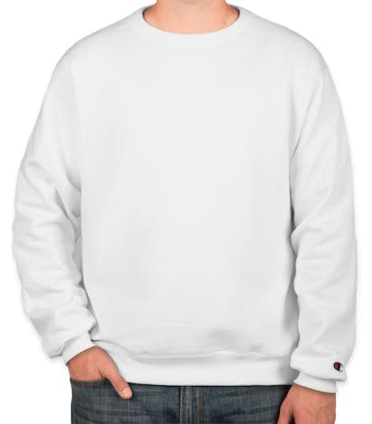 9f1031f1a47a Custom Champion 50 50 Eco Crewneck Sweatshirt - Design Crewneck ...