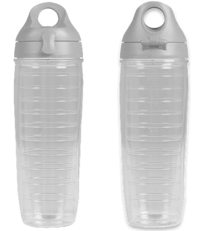 Tervis 24 oz. Sports Bottle with Lid (Full Color Wrap Print) - Grey