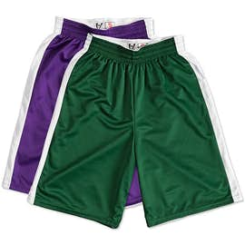 High Five Competition Reversible Basketball Shorts
