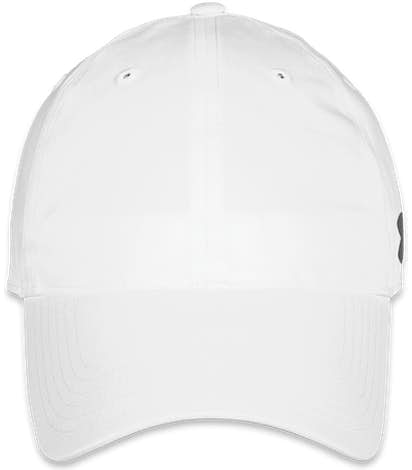 Under Armour Adjustable Chino Cap - White