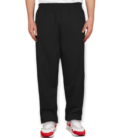 Hanes Fleece Sweatpants - Black