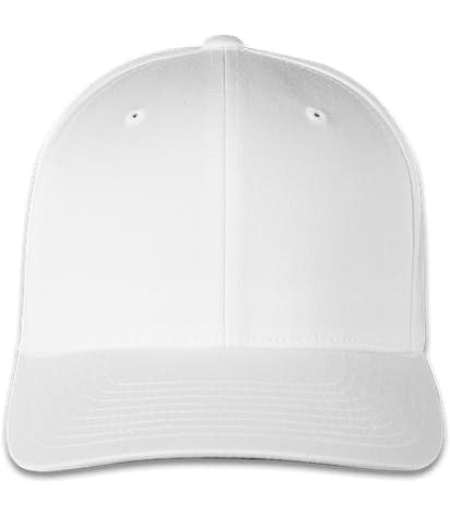 Port Authority Flexfit Hat - White