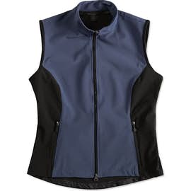 North End Women's Soft Shell Vest