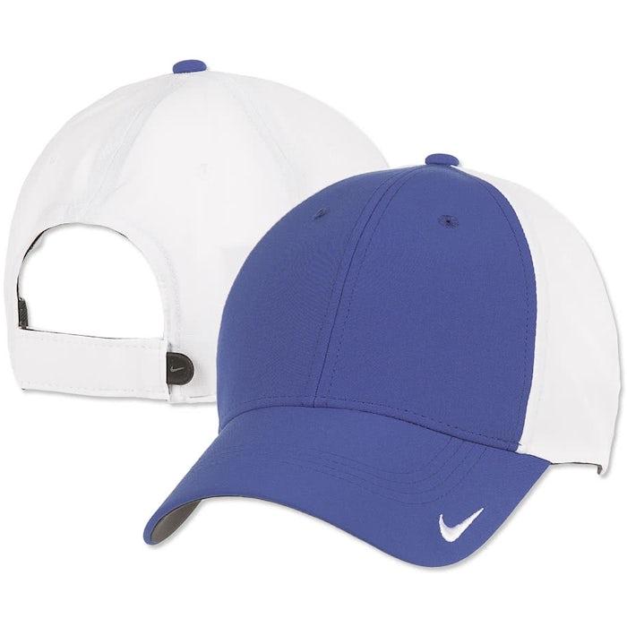 70c2a5cc0b6 Design Custom Nike Golf Swoosh Legacy Performance Hats Online at ...