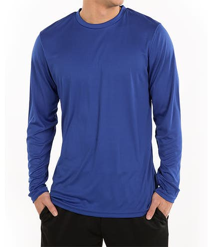 18188c0d1b284d Russell Athletic Dri Power® Long Sleeve Performance Shirt - Other View  1