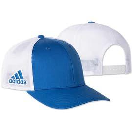 Adidas Colorblock Trucker Hat